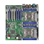Asrock Mainboards Intel C612 LGA 2011-v3 SSI EEB server/workstation motherboard