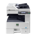 KYOCERA FS -6525MFP 600 x 600DPI Laser A3 25ppm Black,White multifunctional