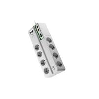 APC PMF83VT-IT limitador de tensión 8 salidas AC 230 V 3 m Blanco
