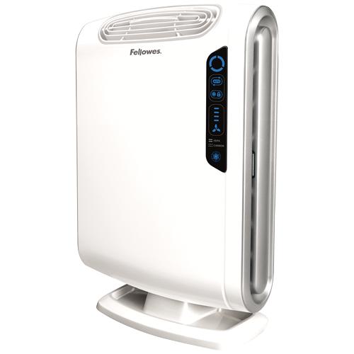 Fellowes AeraMax Baby DB55 18m² White air purifier