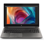 "HP ZBook 15 G6 Mobile workstation 39.6 cm (15.6"") 1920 x 1080 pixels 9th gen Intel® Core™ i7 16 GB DDR4-SDRAM 512 GB SSD NVIDIA Quadro T2000 Wi-Fi 6 (802.11ax) Windows 10 Pro Silver"