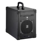 Lian Li PC-TU200B Mini-Tower Black computer case