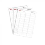 Colop 153559 printer label White Self-adhesive printer label