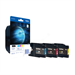 Brother LC-1280XLRBWBP Ink cartridge multi pack, 3x1200 pg, Pack qty 3
