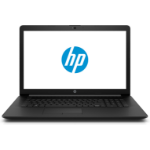 "HP 17-ca0003na Black Notebook 43.9 cm (17.3"") 1600 x 900 pixels 2.6 GHz AMD A A6-9225"