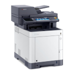 KYOCERA M6630CIDN Colour Laser Multifunction Printer - Print, Scan, Copy, Fax