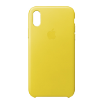 "Apple MRGJ2ZM/A 5.8"" Skin case Yellow mobile phone case"