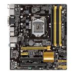 ASUS B85M-E Intel B85 Socket H3 (LGA 1150) Micro ATX
