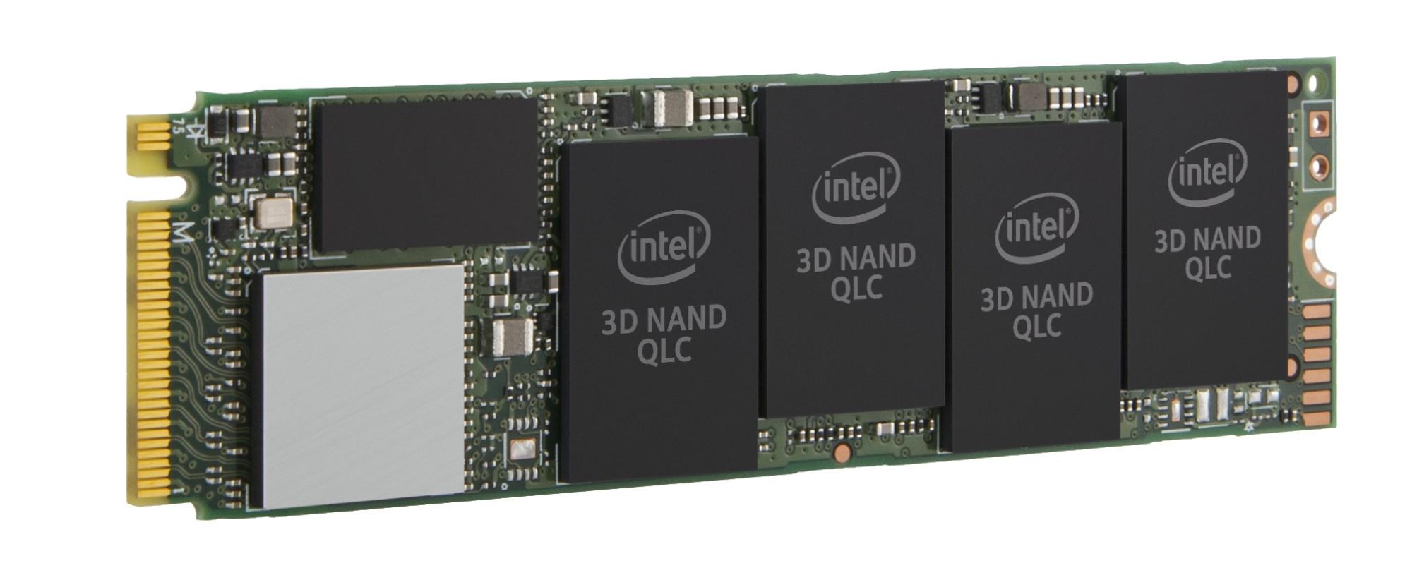 Intel Consumer 660p M.2 2048 GB PCI Express 3.0 3D2 QLC NVMe