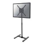 Newstar NS-FS100BLACK signage display mount 139,7 cm (55 Zoll) Schwarz