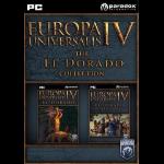 Paradox Interactive Europa Universalis IV: El Dorado Collection, MAC/PC/Linux Videospiel PC/Mac/Linux Sammler Deutsch