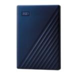 Western Digital My Passport for Mac Externe Festplatte 4000 GB Blau