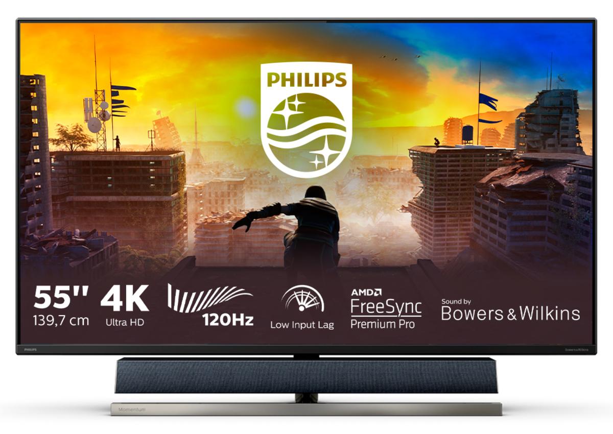 Philips Momentum 558M1RY/00 computer monitor 139.7 cm (55