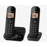 Panasonic KX-TGC422EB DECT Black telephone
