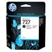 HP C1Q11A (727) Ink cartridge black matt, 69ml