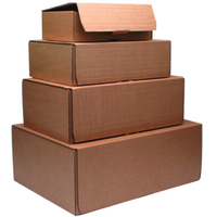 FSMISC MAIL BOX XL 460X340X175MM P20 BRN