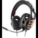 Plantronics RIG 300 Auriculares Diadema Negro