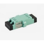 AMP 1-6457567-6 LC Turquoise fiber optic adapter