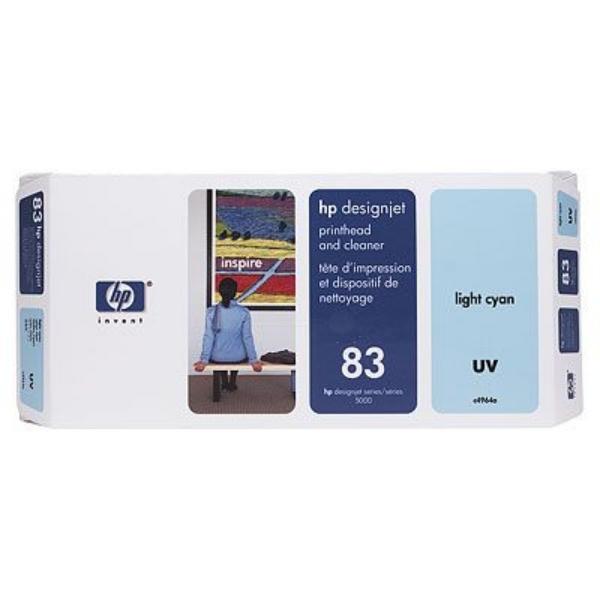 HP C4964A (83) Printhead light cyan, 13ml