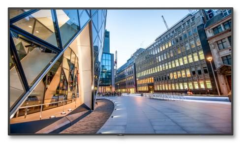 "NEC MultiSync C651Q SST 165.1 cm (65"") LED Touchscreen 4K Ultra HD Digital signage flat panel Black"