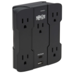 Tripp Lite SK5BUCAM surge protector Black 5 AC outlet(s) 110 - 125 V