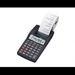 Casio HR-8TEC Desktop Printing calculator Black calculator