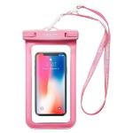 Spigen Velo А600 mobiele telefoon behuizingen Hoes Roze, Transparant