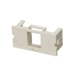 Black Box FMT901 wall plate/switch cover White