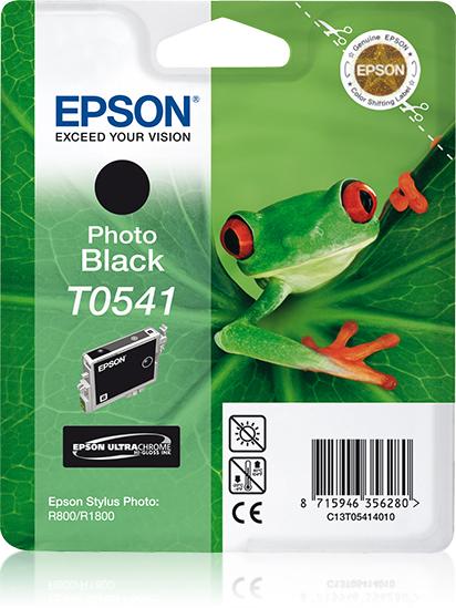 Epson Cartucho T0541 negro foto
