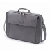 Dicota 15.6-Inch Laptop Multi Base Carrying Case - Grey (D30918)