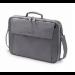"Dicota D30918 15.6"" Notebook briefcase Grey notebook case"