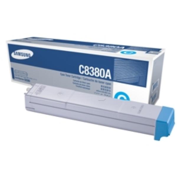 Samsung CLX-C8380A/ELS (C8380A) Toner cyan, 15K pages @ 5% coverage