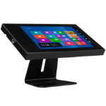 "SecurityXtra SecureDOCK UNO Desk Display tablet security enclosure 25.6 cm (10.1"") Black"