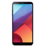 LG G6 Single SIM 4G 32GB Black smartphone