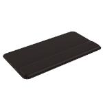 Fellowes Hana wrist rest Genuine leather, Memory foam Black