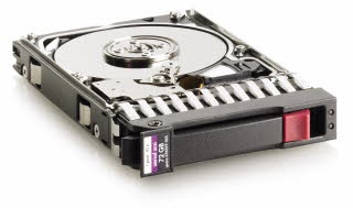 Hewlett Packard Enterprise 72GB 10K rpm Hot Plug SAS 2.5 Dual Port Hard Drive 72GB SAS internal hard drive