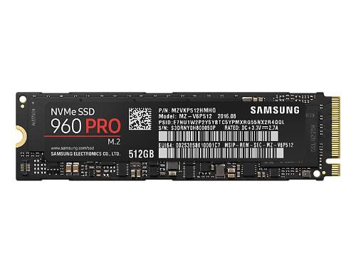 Samsung MZ-V6P512 512GB M.2 PCI Express 3.0