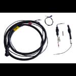 Zebra CA1220 power cable Black 1.8 m