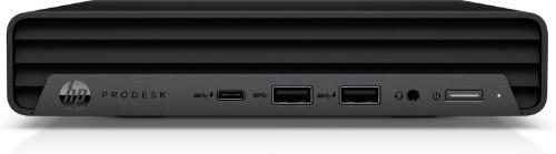 HP ProDesk 600 G6 DDR4-SDRAM i5-10500T mini PC 10th gen Intel® Core™ i5 8 GB 256 GB SSD Windows 10 Pro Black