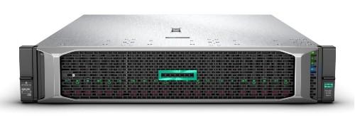 Hewlett Packard Enterprise ProLiant DL385 Gen10 server AMD EPYC 2.2 GHz 32 GB DDR4-SDRAM 72 TB Rack (2U) 800 W