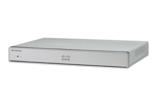 Cisco C1113 wireless router Gigabit Ethernet Grey