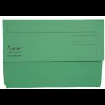 Guildhall 211/5004 folder 345 mm x 245 mm Green