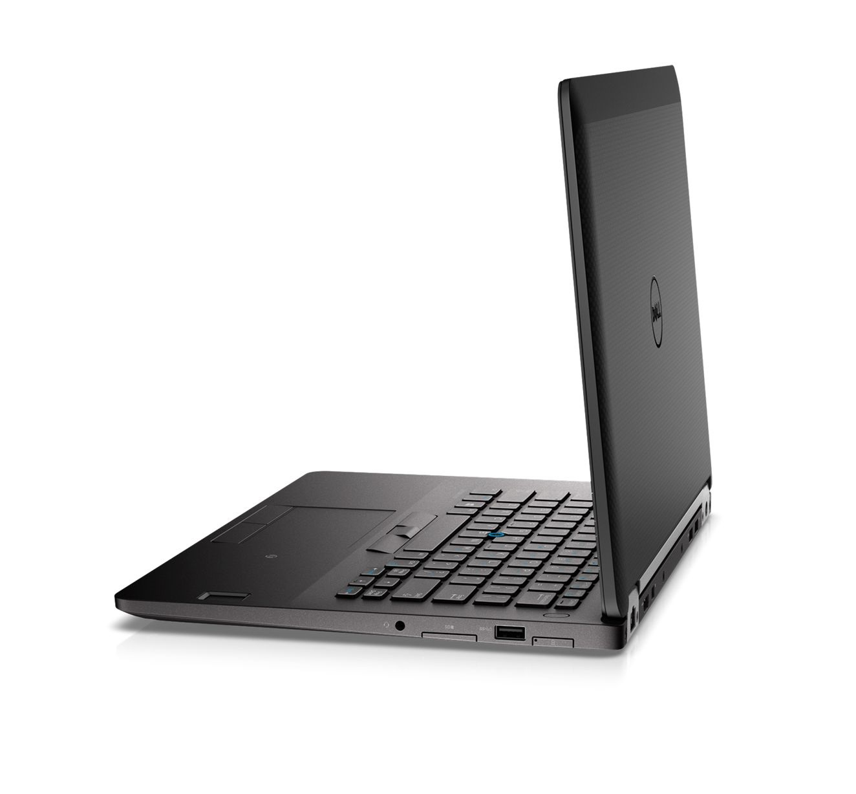 DELL Latitude E7470 273R5 Core i5-6300U 8GB 128GB SSD 14IN BT CAM Win 7/10  Pro Black