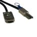 Fujitsu SAS cable SFF 8470 to 2x SFF8088 3m