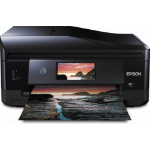 Epson Expression Photo XP-860 5760 x 1440DPI Inkjet A4 9.5ppm Wi-Fi Black multifunctional