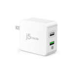 j5 create JUP20 mobile device charger Indoor White
