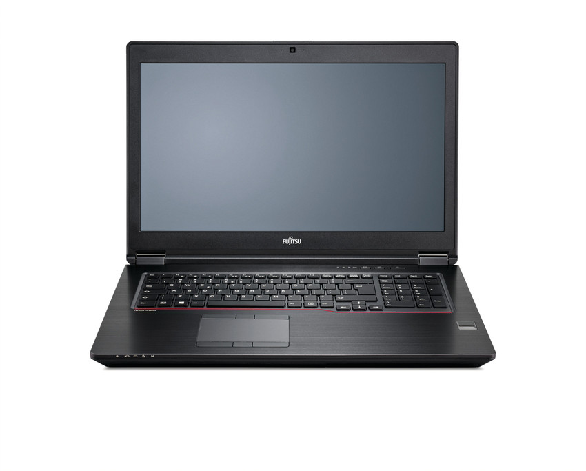 "Fujitsu CELSIUS H970 3.1GHz E3-1535Mv6 17.3"" 1920 x 1080pixels Black Mobile workstation"