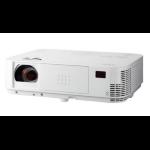 NEC M403X 4000ANSI lumens DLP XGA (1024x768) Desktop White