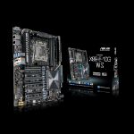 ASUS X99-E-10G WS server/workstation motherboard LGA 2011-v3 CEB Intel® X99