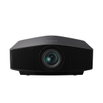Sony VPL-VW870ES data projector 2200 ANSI lumens SXRD 4K (4096 x 2400) Desktop projector Black